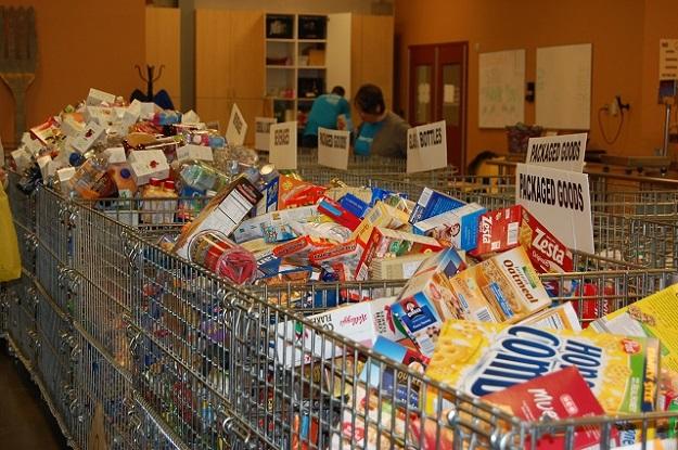 Food Bank Food 625