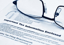irs tax information