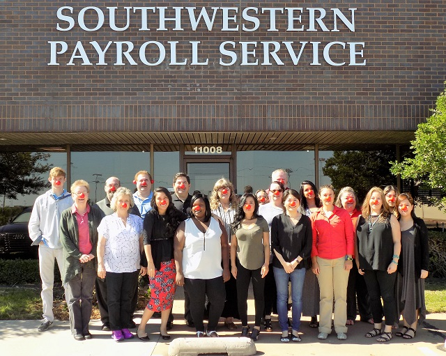 payroll service gives back